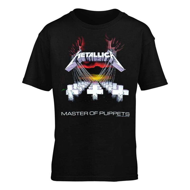 052f253a42cd7 Metallica Master Of Puppets T-shirt | Cybershop