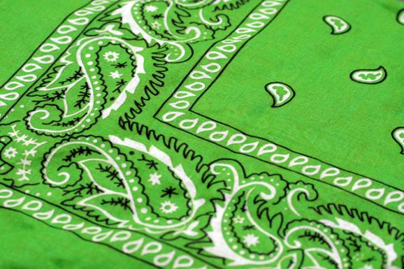 Green BandanaGreen Bandana